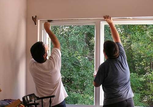 Az ablak javításkor az ablakszigetelés fontos
