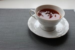 Fogyasztó tea a diéta kiegészítésére