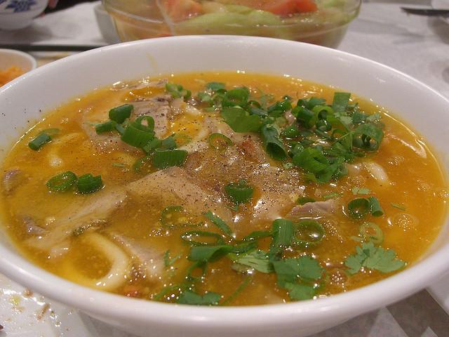 Kiváló leves receptek a weboldalon