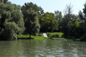 Duna menti látkép