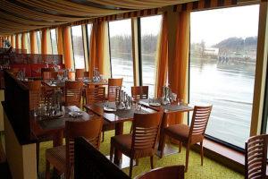 Duna parti éttermek