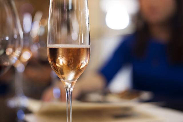 Champagne környékén még mindig eredeti a pezsgő