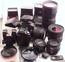 Fotós felszerelés