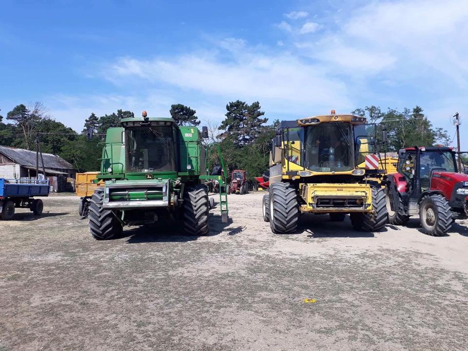 Eladó mezőgazdasági gépek új állapotban