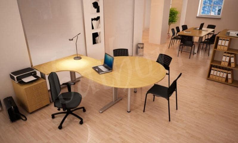 Mutatós és tartós a design irodabútor