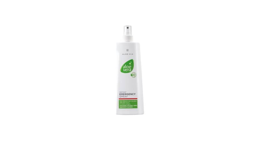 Használjon mindig Aloe First sprayt torokfájásra!