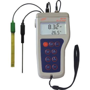 A laboratóriumokban nélkülözhetetlen a pH mérő